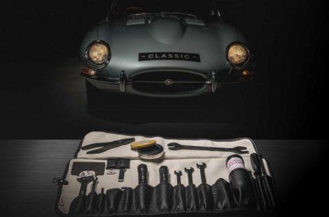 Jaguar продает набор фирменных инструментов для Jaguar E-Type. Отгадаете за сколько?