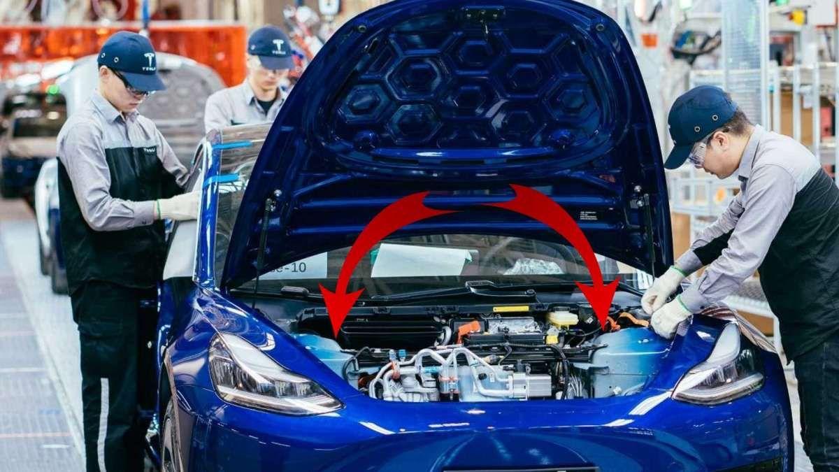 Что общего у Tesla Model 3 и Toyota Etios?