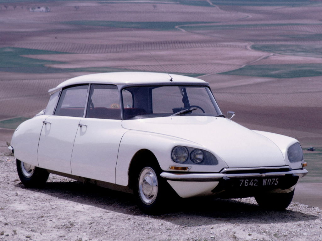 Citroen DS 21 Berline 1968-74