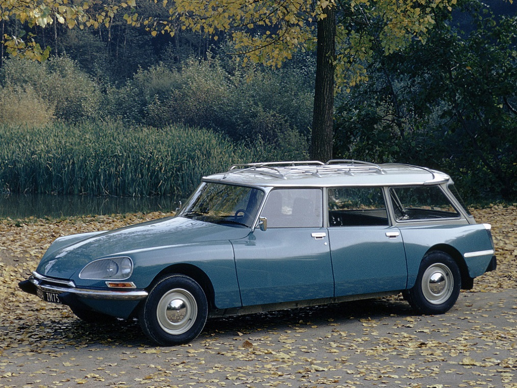 Citroen DS 21 Break 1968-76