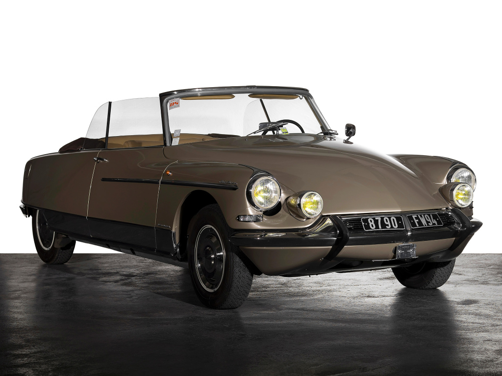 Citroen DS 21 Cabriolet Palm Beach by Chapron 1962-72