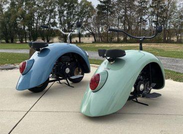 Минибайки в стиле Volkswagen Beetle