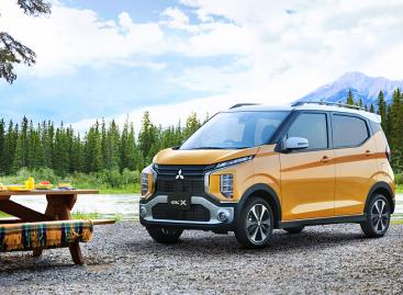 eK X и eK фургон получили награду «RJC Car of the Year 2020»