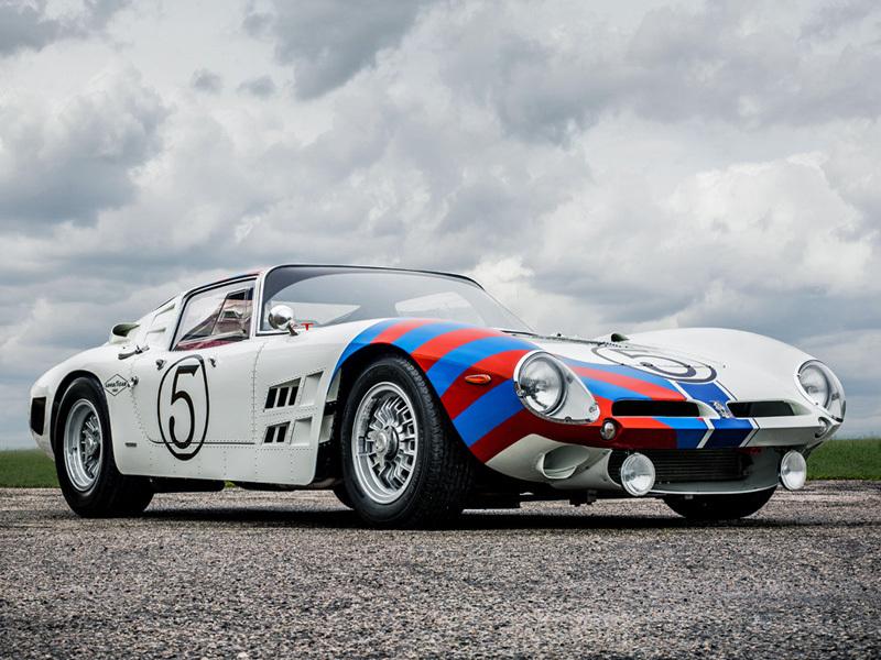 iso grifo A3C corsa 1963-65