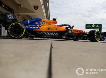 Логотипы Petrobras пропадут с машин McLaren уже на ближайшей гонке