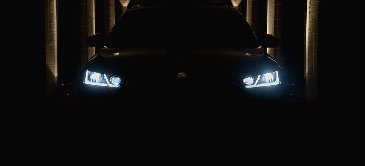Новая Škoda Octavia – интрига за неделю до премьеры