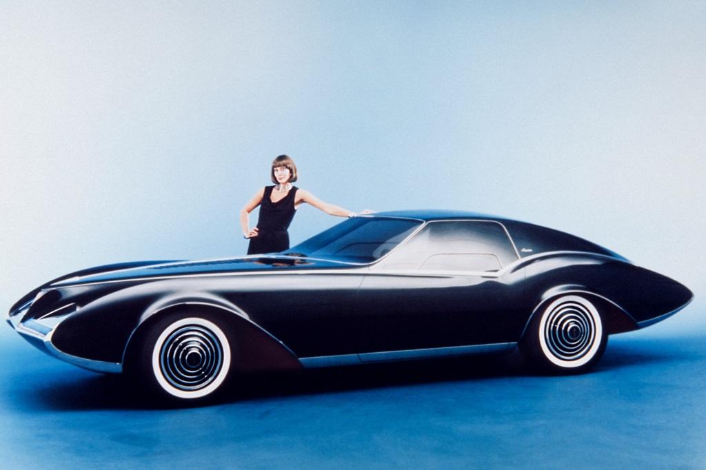Pontiac Phantom Concept 1977
