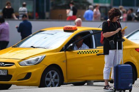 Подсчитан средний заработок московских таксистов