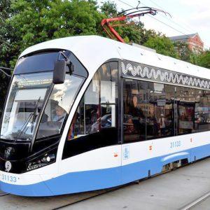 На выходных в районе 3-й Владимирской улицы не будут курсировать трамваи