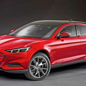 Volkswagen поделится платформой для нового Ford Mustang