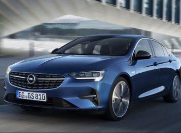 Opel Insignia получит загадочные французские моторы