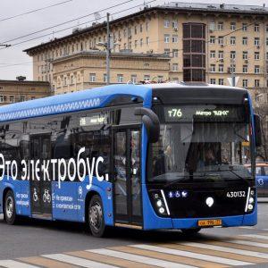 ГИБДД нашла нарушения в подсветке электробусов