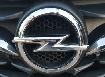 Первые фотографии нового купе Opel Astra