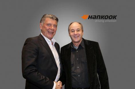 Hankook станет поставщиком шин для новой серии DTM Trophy