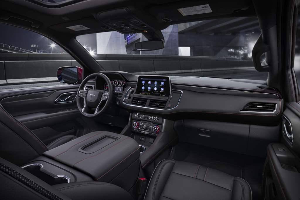Chevrolet-Tahoe 2021