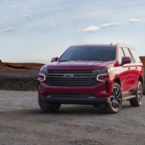 Chevrolet представляет абсолютно новый Tahoe