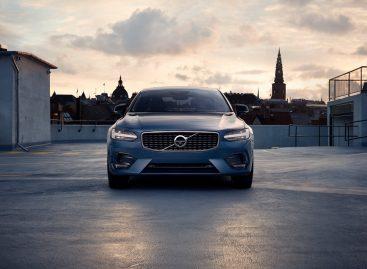 Бизнес-седан Volvo S90 теперь доступен по программе подписки Volvo Car Drive
