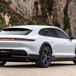 В линейке Porsche появится электрический внедорожник с инновационной системой управления тягой