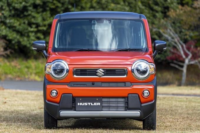 Suzuki Hustler второго поколения