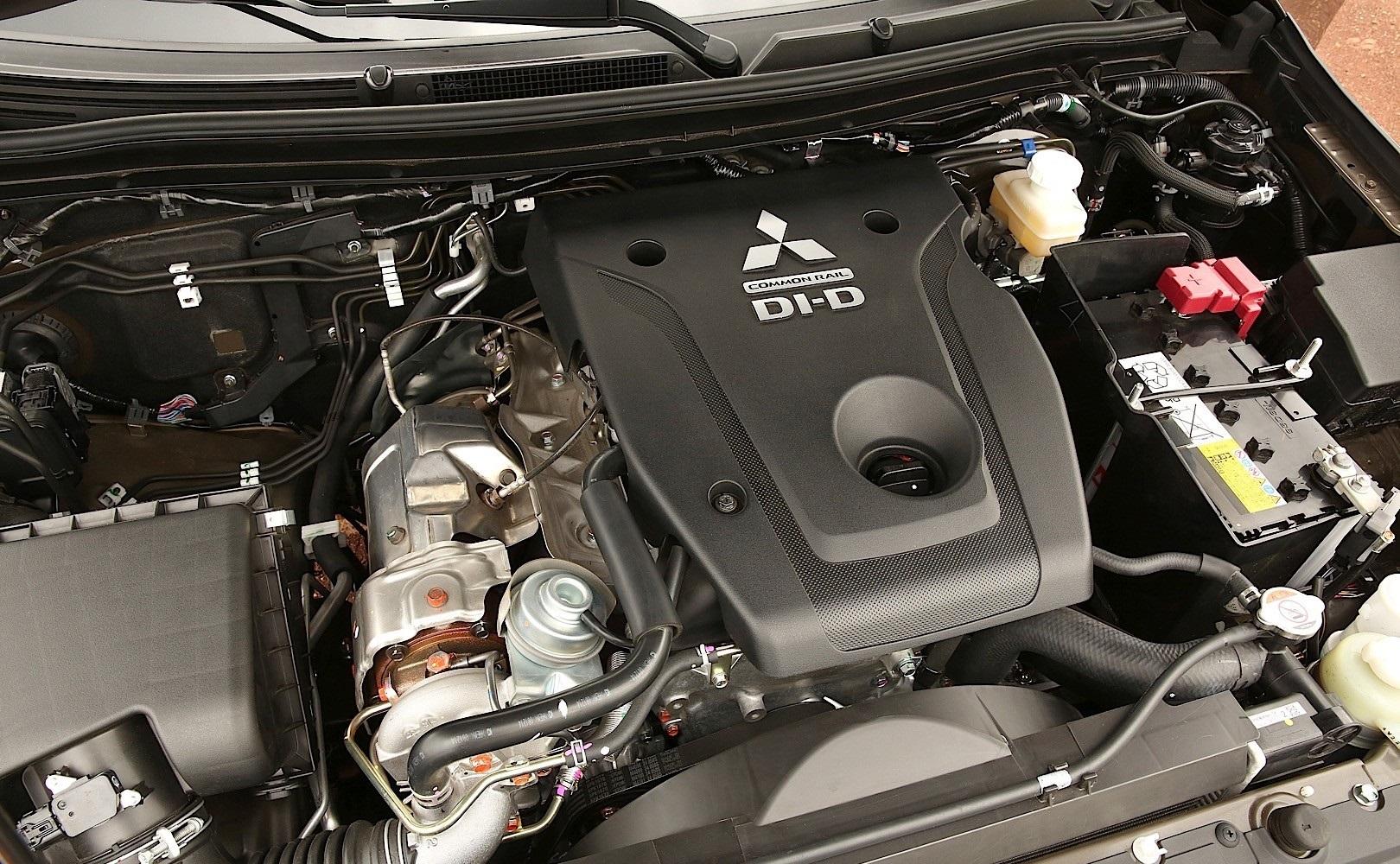 Mitsubishi отказывается от дизельных двигателей