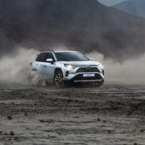 Toyota RAV4 и «лосиный тест»: бояться нечего