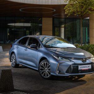 Toyota Corolla в числе главных претендентов на звание «Автомобиль года» в Европе