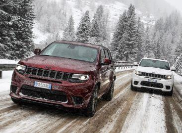 Автомобили Jeep стали доступны по подписке