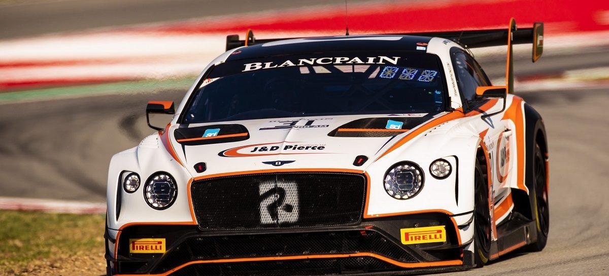 Академия Bentley Motorsport и Team Parker Racing поддержат талантливых гонщиков