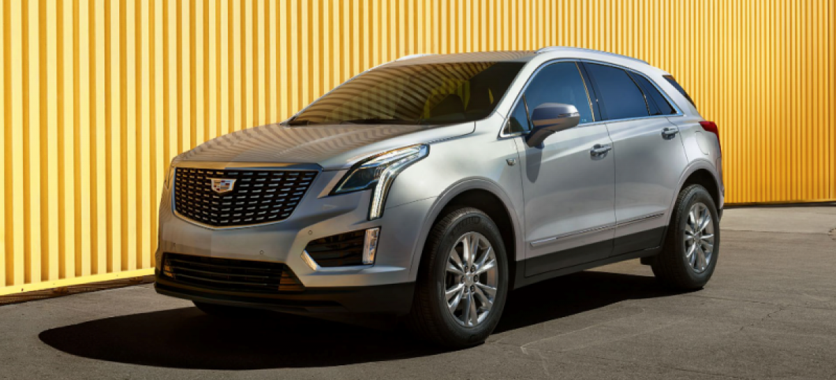 Cadillac объявляет о старте приема заказов на новый кроссовер XT5