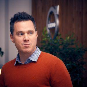 Антон Свекольников - Директор по корпоративным коммуникациям и мероприятиям Volvo Car Russia