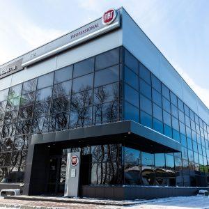 В Новосибирске открылся новый дилерский центр Fiat Professional