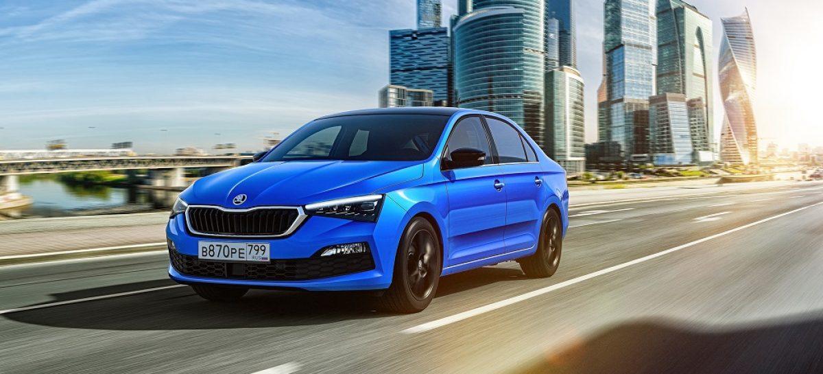 Завод Volkswagen в Калуге сократил производство и отложил выход новых Skoda Rapid