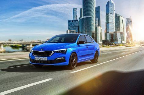 Две впечатляющие премьеры от Škoda: Škoda Karoq и новый Škoda Rapid