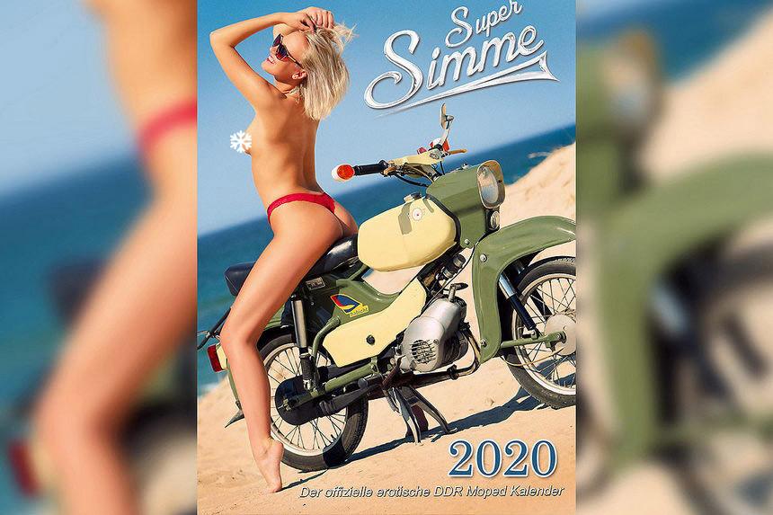 Эротические календари на 2020 год