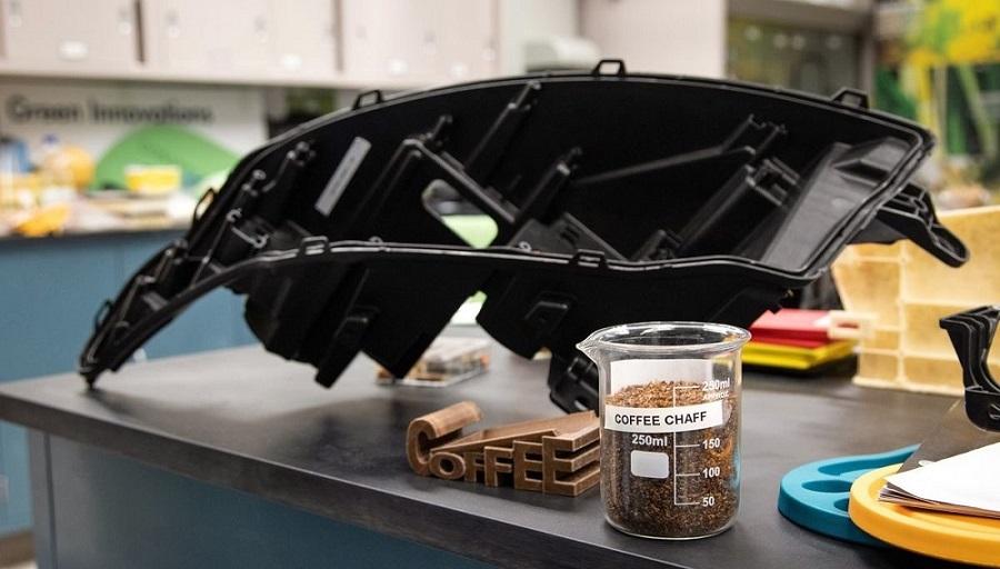 Компании Ford и McDonald's запустили совместный проект, в рамках которого займутся переработкой кофейной шелухи в биопластик