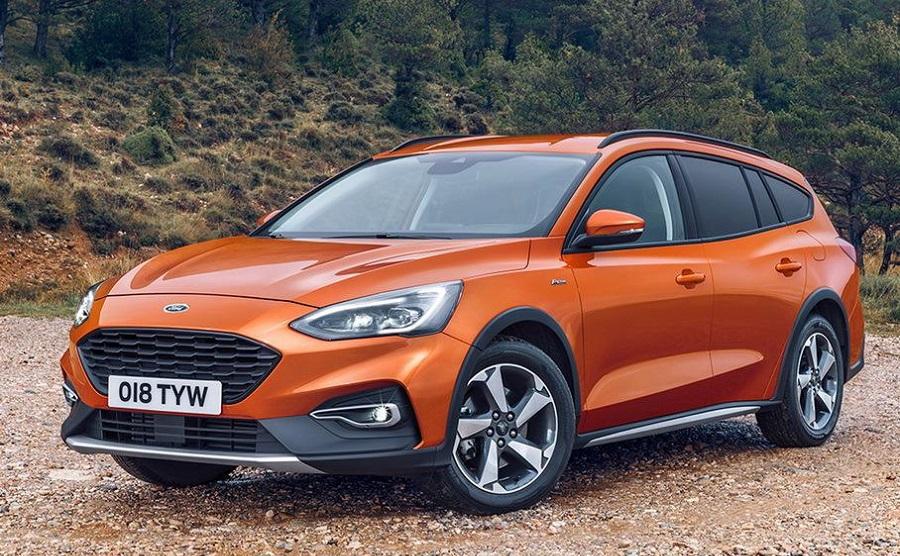 Ford выпустил кросс-версию нового Focus