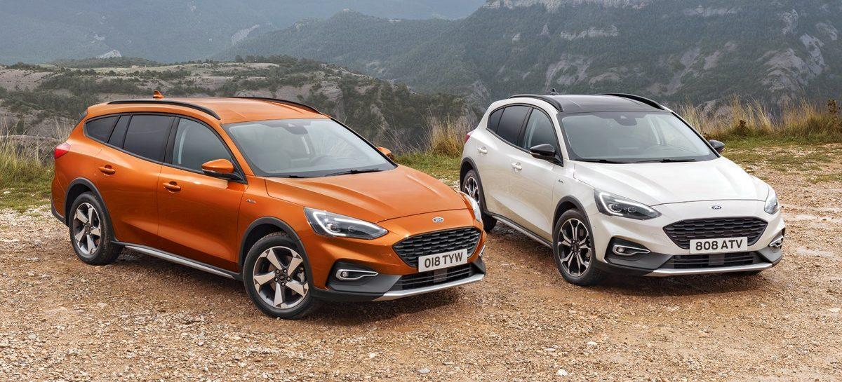 Ford выпустил кросс-версию нового Focus с богатым оснащением