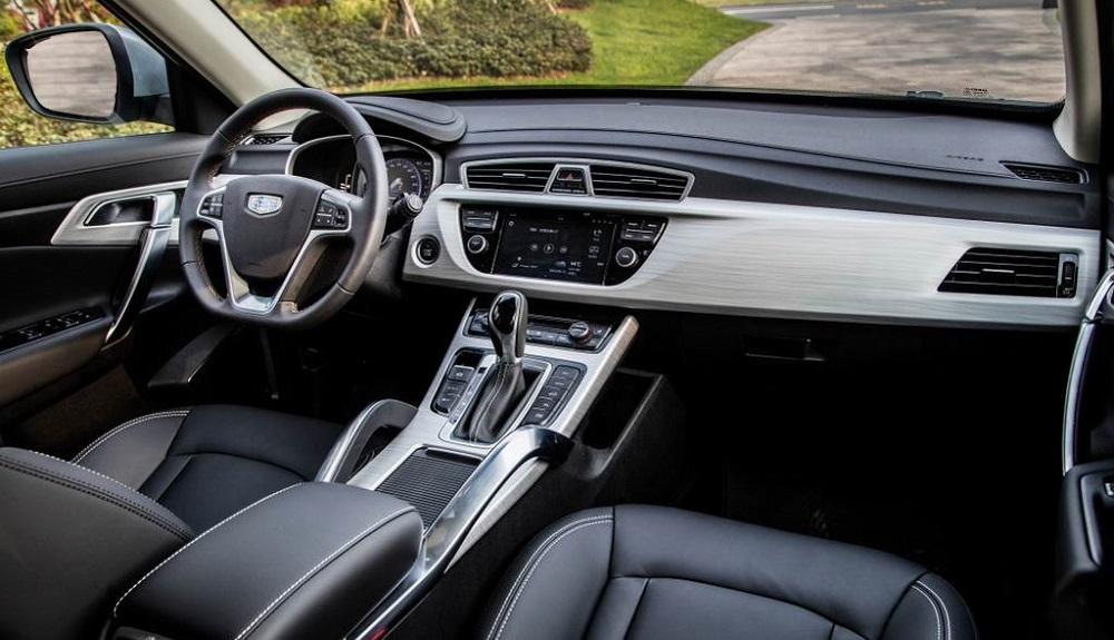 Geely Atlas остается самым популярным автомобилем