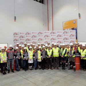 Завод Total в Ворсино отмечает первый год со дня запуска