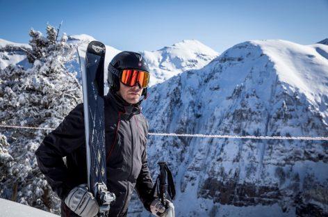 Bentley покоряет лыжные трассы с Bomber Ski
