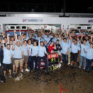 Hyundai i30 N TCR второй год подряд выиграл титул FIA WTCR