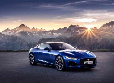 Jaguar представляет F-TYPE 2021 модельного года