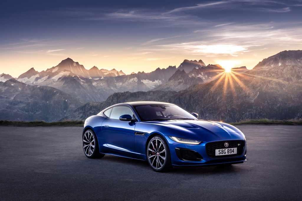 Jaguar представляет F-TYPE 2021 модельного года | AMSRUS