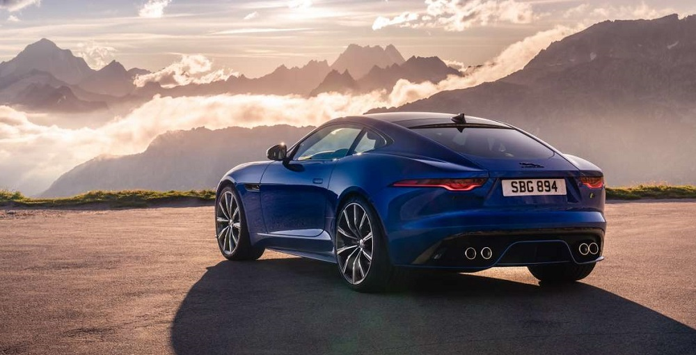 Jaguar Land Rover анонсирует цены на новый Jaguar F-type