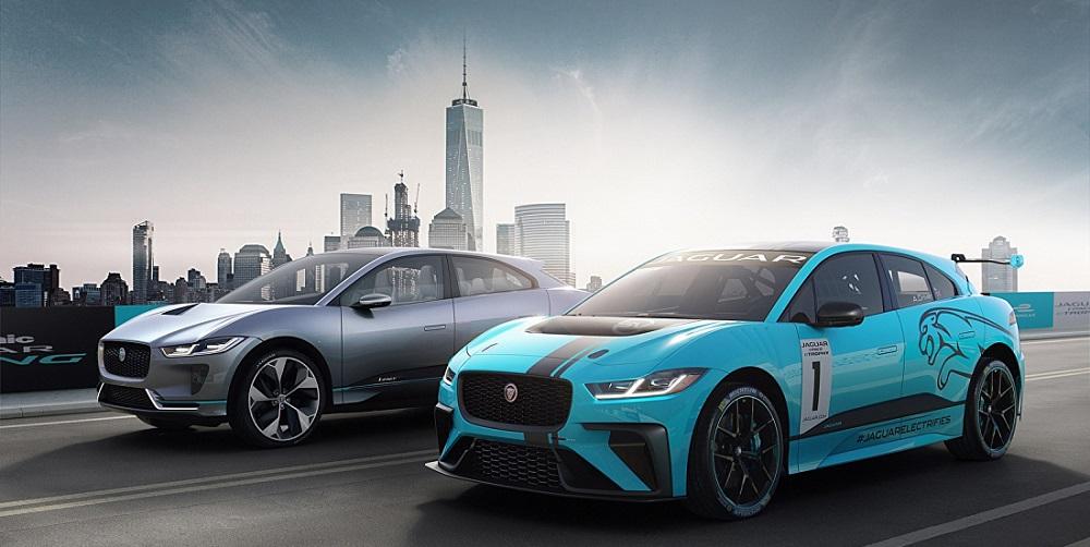 Jaguar разработал обновления для I-Pace