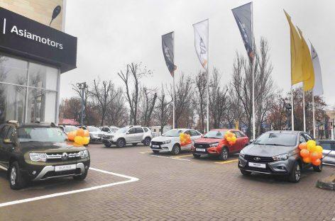 Lada официально выходит на рынок Кыргызстана