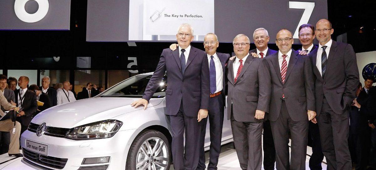 Кадровые изменения в подразделениях дизайна Volkswagen
