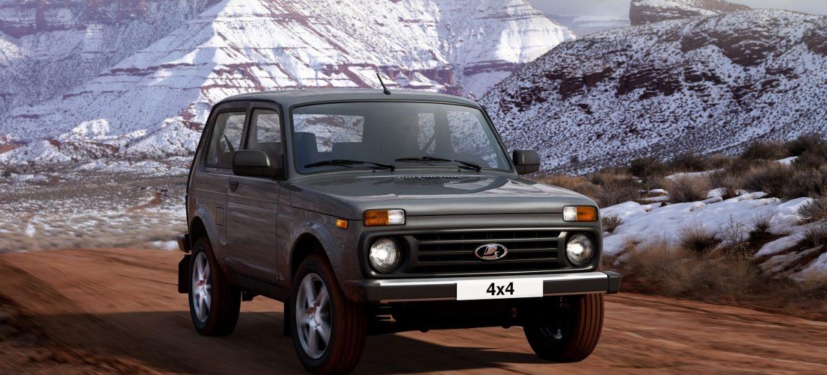 Lada 4х4: новый уровень комфорта классического внедорожника