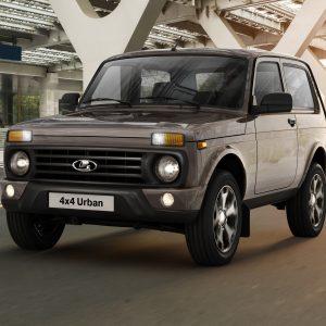 В России обновленный внедорожник Lada 4x4 «Нива» поступил в продажу