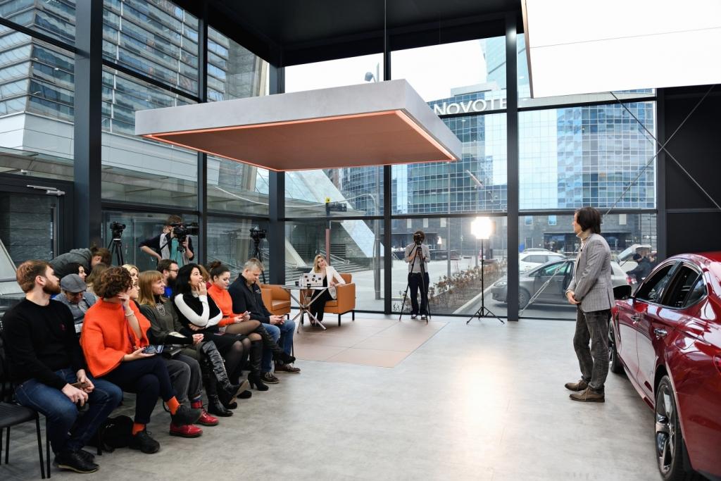 Public Talk в Genesis Lounge: Александр Маленков